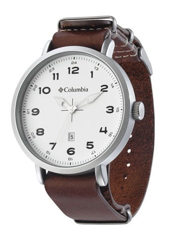 Columbia brown Fieldmaster III COCA023-130 Watch CO139AC59IDWSG_1