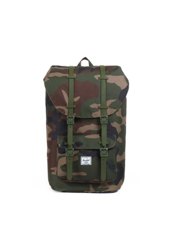 Herschel brown Herschel Little America C9005ACA20F490GS_1