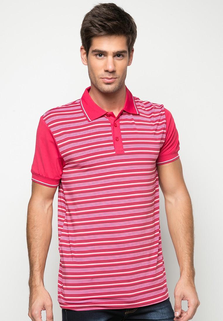 Q+ Streak 7 Polo Shirt