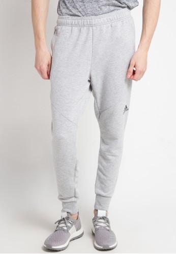 adidas grey adidas prime workout pants 2D760AA5485F9AGS_1