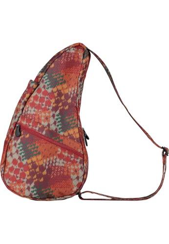 Healthy Back Bag red and multi Healthy Back Bag Unisex Prints S Bag Autumn Checks - S D63EBAC6AE2200GS_1