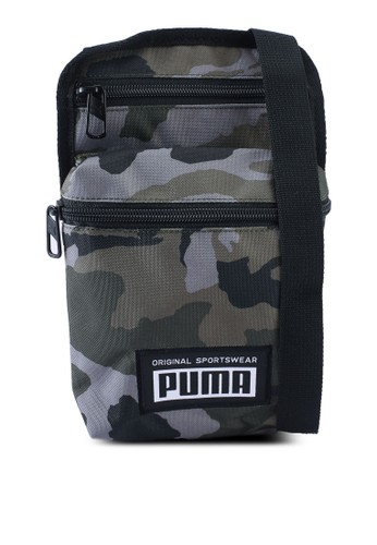PUMA green Puma Academy Portable Bag 9BB19ACC27DCE9GS_1