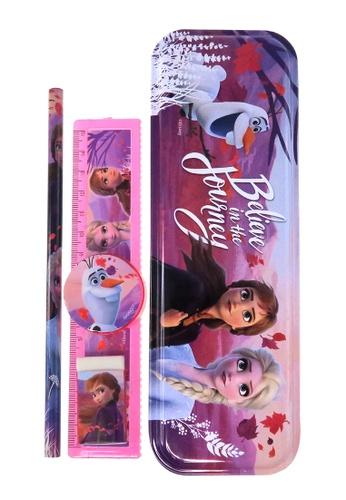 Disney Frozen Disney Frozen 2 Tin Pencil Case With Stationery Set 15A3AKCC78DAC4GS_1