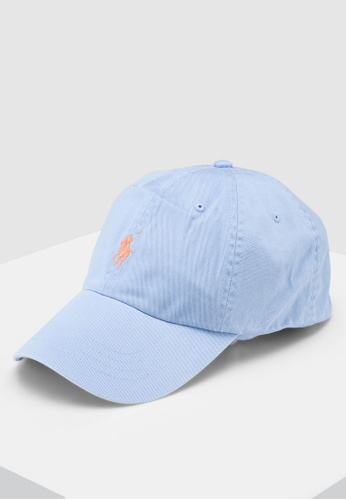 6b51fdde1f31bf Buy Polo Ralph Lauren Cotton Chino Sport Cap Online on ZALORA Singapore