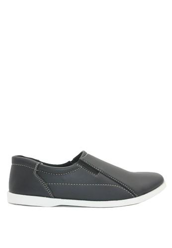 Dr. Kevin black Dr. Kevin Men Casual Shoes 13140 - Black DR982SH0ULWOID_1