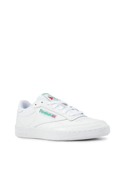 big sale e2eba 90e37 15% OFF Reebok Club C 85 Shoes RM 263.00 NOW RM 223.90 Sizes 9 10 11