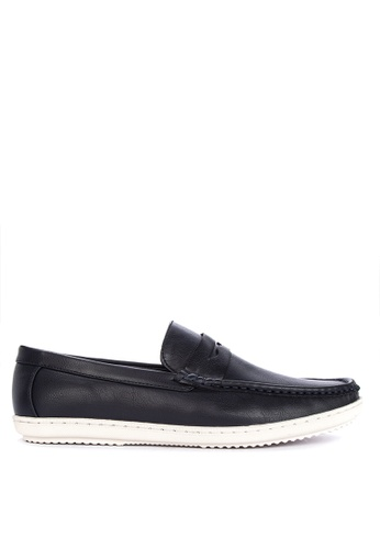 Preview navy Zak Loafers 3605ESH1C7B6BBGS_1