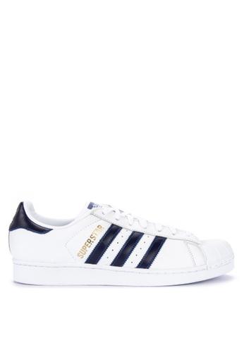 adidas white adidas originals superstar shoes B7AB2SH3CCBD7BGS_1