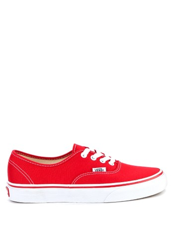 Vans red Ua Authentic D9375SH919B1B5GS_1