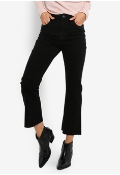 6fc82563bdf9 Shop Flared Jeans For Women Online On ZALORA Philippines