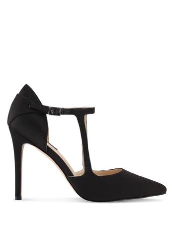 ZALORA black Strappy Detail High Heels 7F469SH1573731GS_1