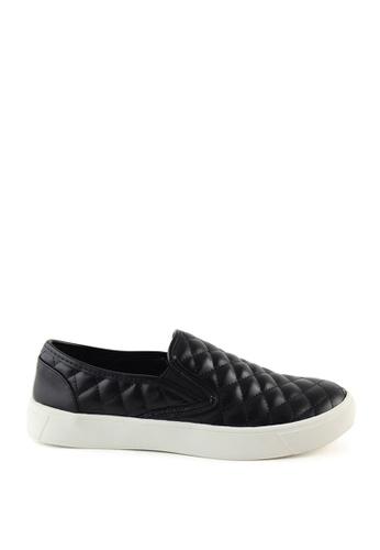 London Rag black Black Slip-on Sneakers 6BF18SH54010D5GS_1