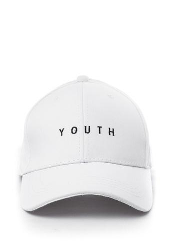 Kimberley black and white Youth Baseball Cap KI026AC85QOOPH_1