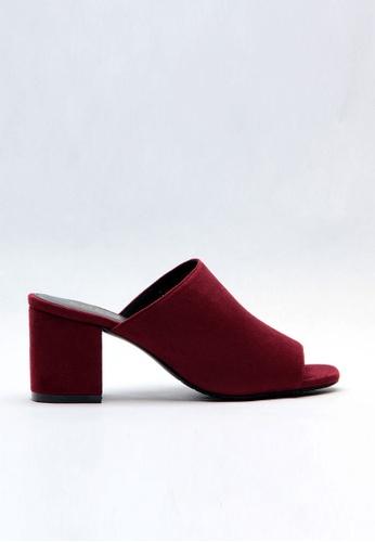 Emelyn red Paulette Heels 8160CSH8D87F38GS_1