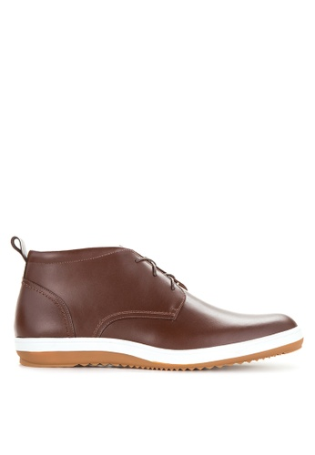 Bristol Shoes brown Maximillian Brown Chukka BR842SH28ATFPH_1