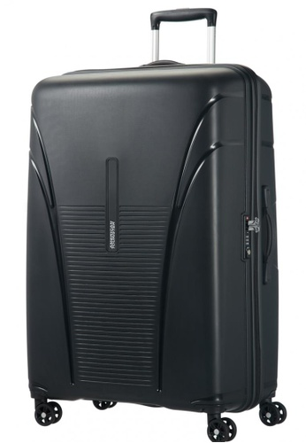 American Tourister black American Tourister Skytracer Spinner 82/31 AM536AC27IIUSG_1