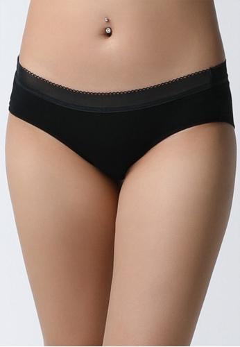 Tani black Tani Silktouch Women's MicroModal® AIR Panty 59191 BA68FUS61D2C2AGS_1