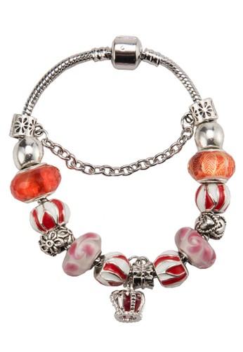 皇冠吊飾手環, 飾品配件, 手鐲 &ampesprit香港分店地址; 手環