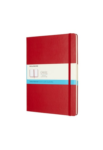 Moleskine red Classic Notebooks Dotted Hard Red Xl 3E3D4HL337CBB6GS_1