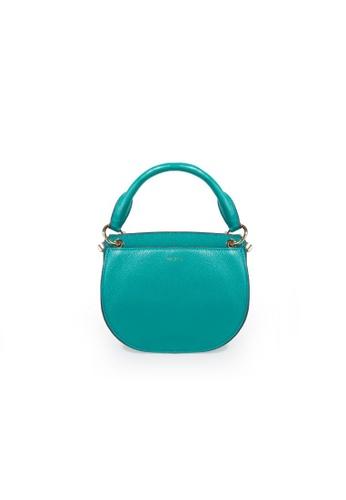 Esfolar green Esfolar Saddle Bag (EA190009) 5D7F2AC60131E9GS_1