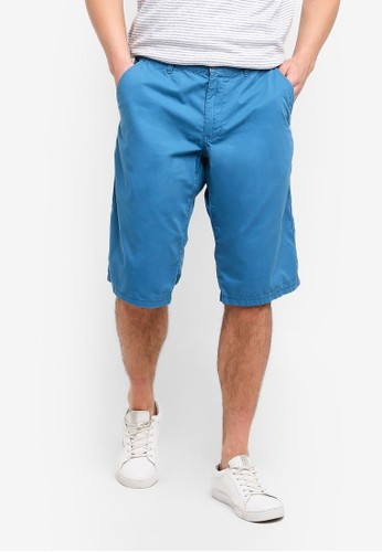 ESPRIT green Woven Regular Shorts 08D4AAA7F01D13GS_1