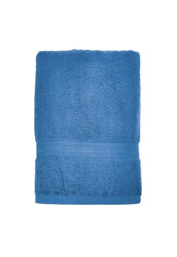 Martex Set Of 2 Martex (USA) Classic Range 100% Combed Cotton Bath Towel 76x142cm / 677g 55467HL5F4352BGS_1