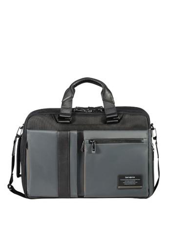 Samsonite grey Samsonite Openroad 3Way Bag  15.6 inch EXP – Eclipse Grey 5C1BCACC702FF3GS_1