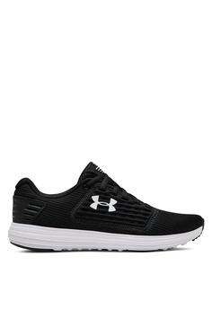 8ce5f005b8 Under Armour black UA Surge SE Running Shoes F4580SH1BF93D5GS 1