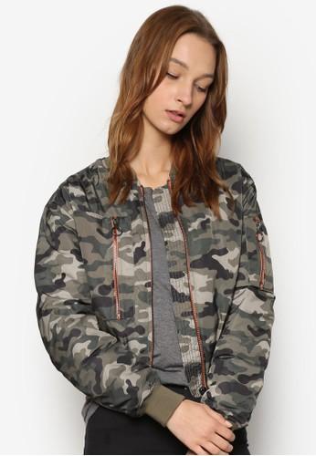 迷彩飛行員外套, 服esprit hk store飾, 棒球外套