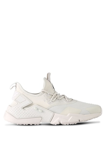 Nike white Men's Nike Air Huarache Drift Shoes NI126SH0STTDMY_1