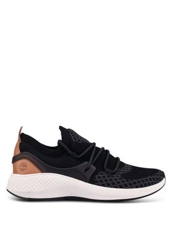 Timberland black Flyroam Go Knit Oxford Shoes E174FSHBA4A0C9GS_1