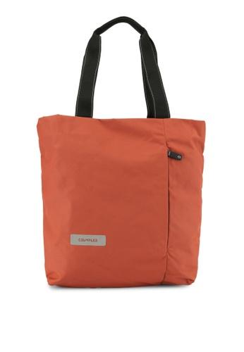 CRUMPLER orange Liquid Breakfast Tote Bag 6B3F0AC666ECAEGS_1