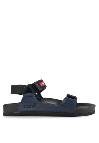 CARVIL navy Sandal Casual Men Toronto-03M 054BBSH8A86C16GS_1