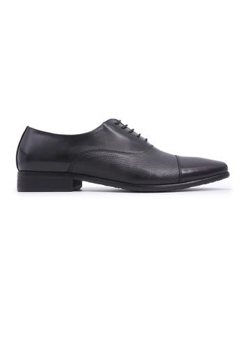 Hanson Bootmaker black Hanson Bootmaker Lace-up Oxford - Black 2DC8ASHBC256F0GS_1