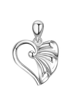 Half heart Pendant