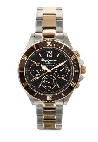 R2353106001 Briaesprit地址n 三指針不銹鋼男錶, 錶類, 飾品配件