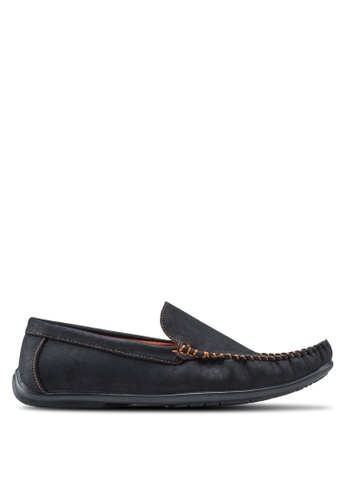Louis Cuppers black Casual Moccasins LO977SH64ZKHMY_1