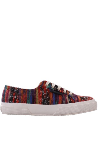 Superga Superga 2750 Yarn Red DC818SH600E43CGS_1