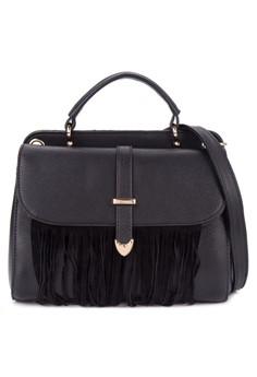 Victoria Structured Shoulder Bag