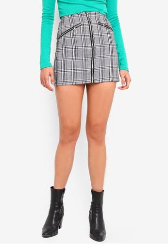Factorie multi Tartan Skirt 4908AAABB46DD3GS_1