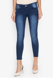 CHILI PEPPER blue Low Rise Skinny Jeans 62900AA913FE0AGS_1