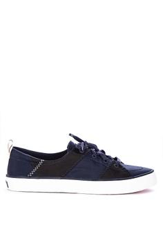 b64cd44be16 Sperry navy Crest Vibe Bionic Yarn Sneakers 9F545SH6BDFF76GS 1