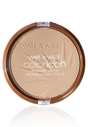 Wet N Wild brown Wet N Wild Color Icon Bronzer - Reserve Your Cabana 20E13BE39268C6GS_1