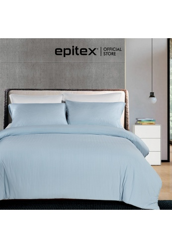 Epitex Epitex Extra Cooling Cryocool Wrap-Fit Collection CY3303-02 Blue Bed Set (w quilt cover) 27CC2HLD81A8CFGS_1