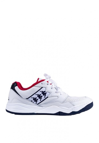 Kappa white Street Authentic Sneakers Limited Edition 08770SH250A19DGS_1
