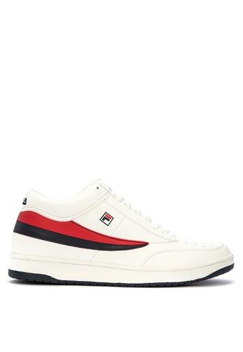 Fila white FC James Sneakers A2F0ASH8AA56A6GS_1