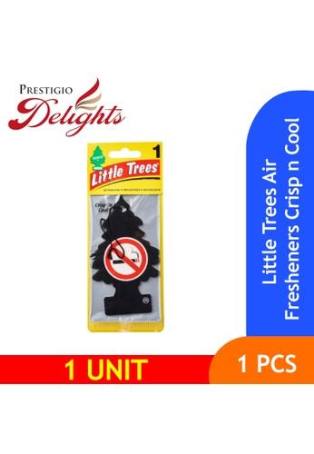 Prestigio Delights black and multi Little Trees Air Fresheners Crisp n Cool 9B000ESA58AA57GS_1