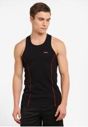 2GO black Racerback Vest 2G729AA0S605MY_1