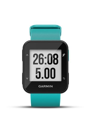 Garmin Forerunner® 30 Turquoise GA470AC0SPVBMY_1