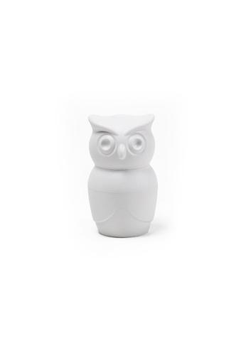 Qualy Qualy Tasty Owl Salt/Pepper Grinder (White) 1284CHL4373D5BGS_1